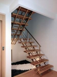 レイヤード階段写真6